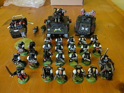 Warhammer 40K (Choose From Space Marines, Orks, Scenery, Misc)