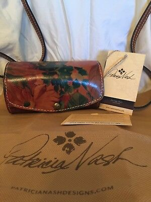 "NWT - Patricia Nash MultiColor ""Amatrice"" Crossbody Bag,  NEW - MSRP: $79.00"