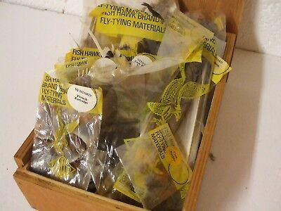 Veniard Fly Tying collection in box