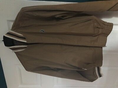 Men's or ladies Fred perry mod  retro /vintage style jacket