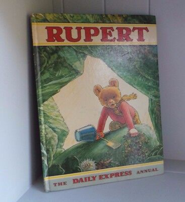 1971 Rupert the Bear Annual