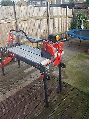 Rubi dc-250 tile cuter wet saw very good condition
