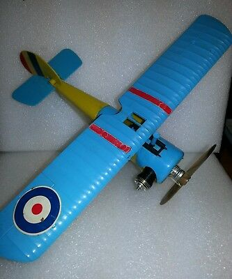 Vintage Cox Sopwith Camel and Extra Parts