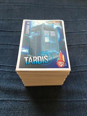Dr Who Alien Armies Trading Cards - Standard Cards