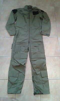 RAF Flying Suit Aircrew Rotary Flying Suit Mk 15 Size 5 VGC