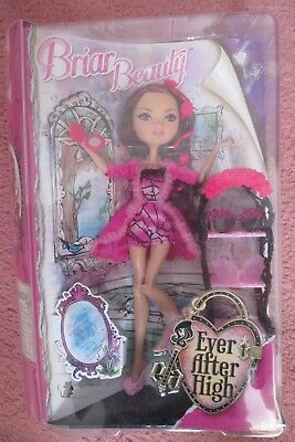 New In Box Briar Beauty True Hearts Day Dance Ever After High Doll Bnib
