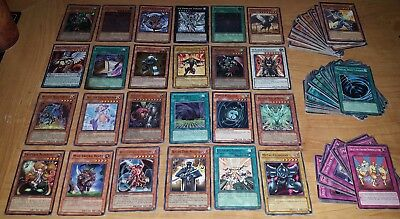YuGiOh Lot 197 Cards, 1st Editions, Rares, Ultras, Ultimates & Secrets! Yu-gi-oh
