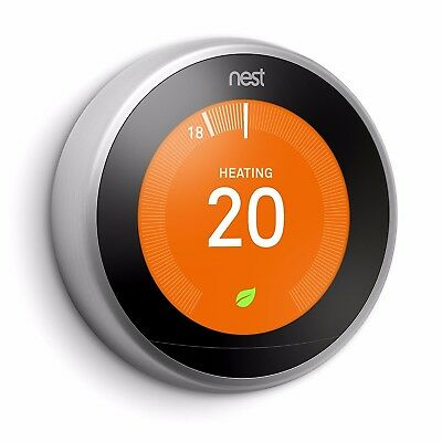 Brand New NEST Learning Thermostat - 3rd Generation