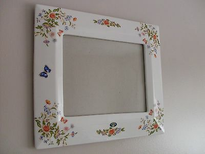 Lovely Aynsley Extra Large Sized Picture or Photo Frame - Cottage Garden Perfect