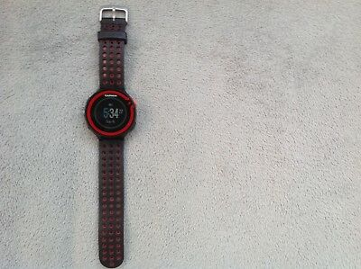 Garmin Forerunner 220  and heart rate monitor. No box but good condition.