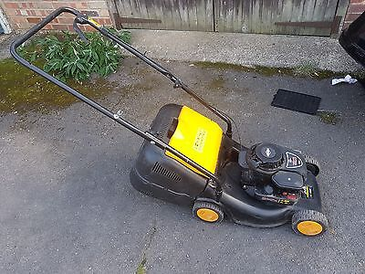 McCulloch 450cp Petrol Lawn Mower - 148cc B& S Engine USED - Great condition!