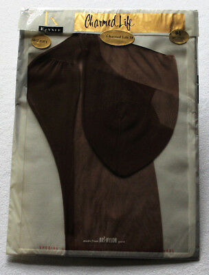 Vintage Charmed Life Fully Fashioned Nylon Seamed Stockings By Kayser Size 8½""