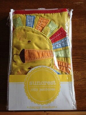 Jolly Jamboree Nappy Stacker. Bnwt