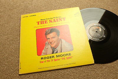 ♫ The Saint Rare Canadian Ost Roger Moore Jazz 60's Stereo Listen