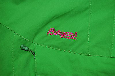 Bergans of Norway CECILIE MICROLIGHT ANORAK jacket Women's size L Genuine Hiking