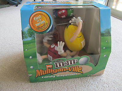"M & M""s Muligan-Ville Candy Dispenser Nib"