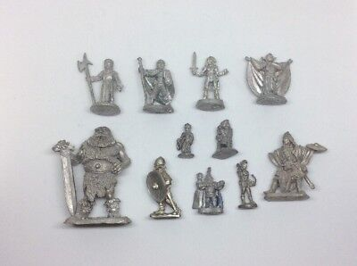 Fantasy Miniatures Job Lot - Metal Ral Partha Grenadier + Others