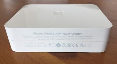 "90w Apple Cinema Display Power Adaptor for 23"" or 20"" Monitor A1097 DVI Genuine"