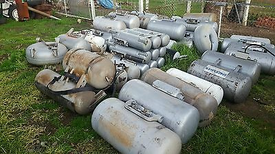 LPG GAS CAR TANKS $40-$80 Please read description for prices on tanks.