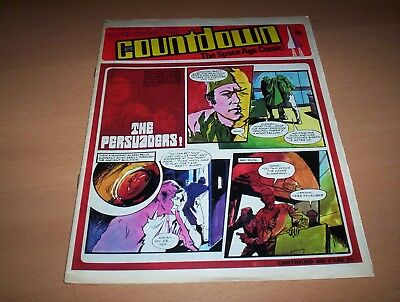 Countdown Comic Issue No. 41 Week Ending 27th November 1971