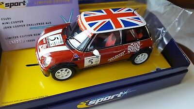 scalextric car new in box