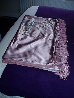 Monsoon Home Satin Throw