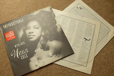 ♫ Natalie Cole Unforgettable With Love 2 Lp 1991 Uk Listen