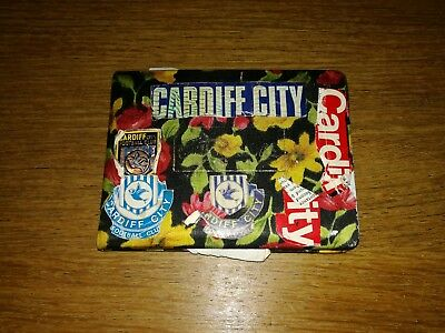 Cardiff city fc vintage 1970,s autograph book with signed photographs of players