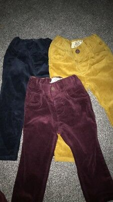 Next Trousers 9–12months
