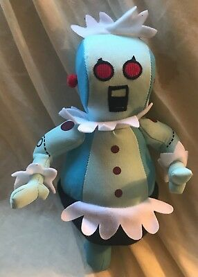 """The Jetson's plush Rosie the Robot Character Ty Factory 11"""""""