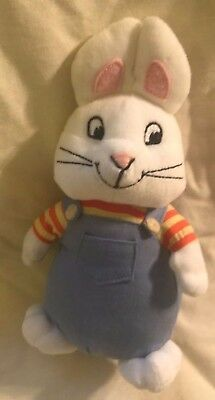 """Beanbag Plush Max (Max and Ruby) Character Ty 6"""""""