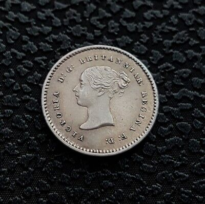 Queen Victoria Two Pence 1864 Proof Unc