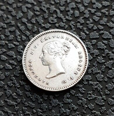 Queen Victoria Two Pence 1856 Proof -Unc