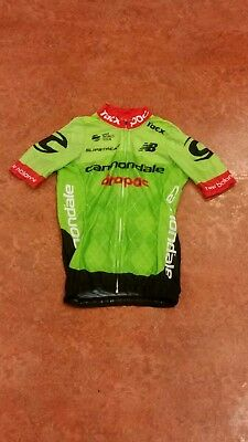 Original Poc Cannondale Drapac Sommer Trikot Summer Jersey (XS)
