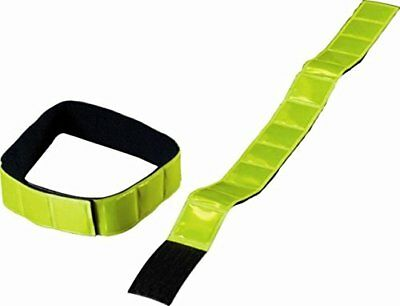 Wowow Reflective Bands High Visibility Biking Hiking Jogging Armband (art010471)