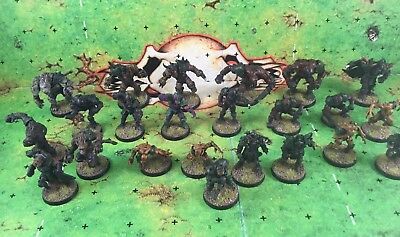 Willy Miniatures Undead / Necromantic Blood Bowl Team