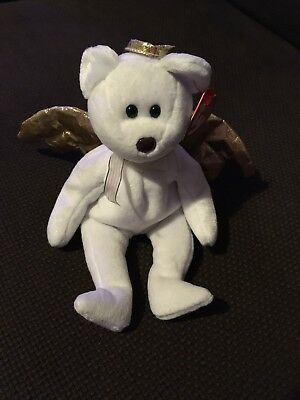 Halo 2 Beanie Baby excellent condition brown nose Rare