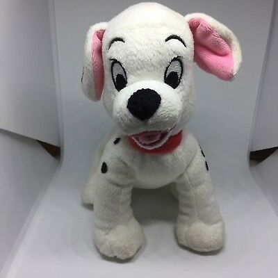 Disney Store Exclusive 101 Dalmations Puppy Dog Plush Soft Toy