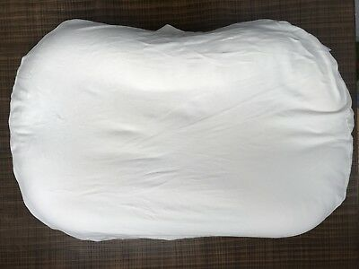 Snuggle Me Organic Baby Pillow, Co-sleeper W/ Extra Cover