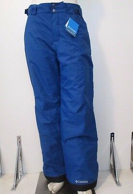 9f3702ccb Mens S-M-L-XL-XXL Columbia Arctic Trip Insulated Waterproof Snow Ski Pants  Blue