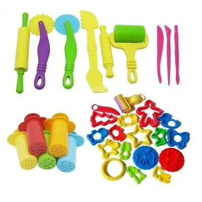 Model Plasticine Polymer Clay Tools Sculpture Clay Carving Tools Kids Set Toys
