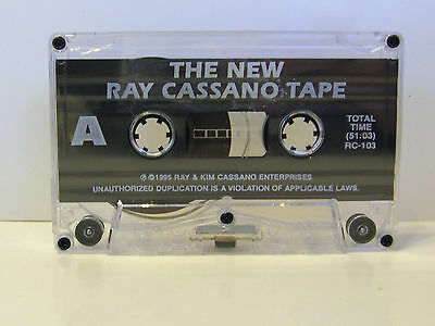 The New Ray Cassano Tape - Kim Bright, RARE - Network Marketing - MLM Cassette