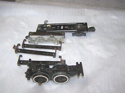Lot Of American Flyer Engine Parts