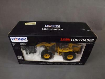 Hobby- Hobby Engine - 2.4GHz Remote Control Log Loader (10208-MY)