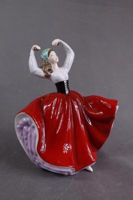 Lovely Royal Doulton Pretty Ladies Best Of The Classics Karen Figurine (0487-JB)