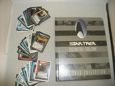 """Star Trek """"The Fajo Collection"""" Customisable Card Game  (0141-WM)"""