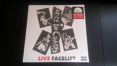 Alice In Chains Live Facelift '90 RSD Vinyl Sealed Limited