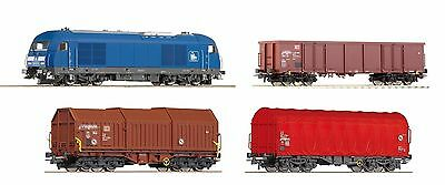 Roco 51283 Digital  BR 253 Press+Güterzug 3 wagen