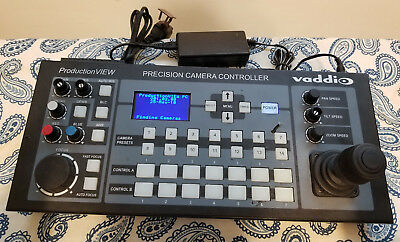 Vaddio ProductionVIEW Precision Camera Controller 999-5700-000