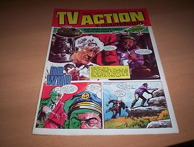 TV Action + Countdown Comic Issue No. 91 Week Ending 11th November 1972